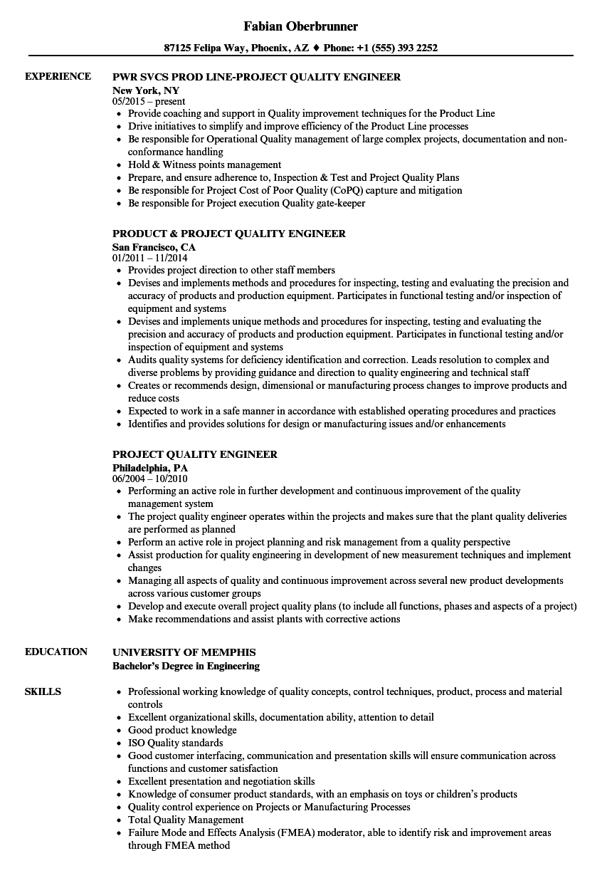 resume for customer support engineer