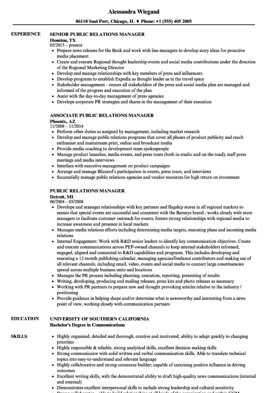 cv office manager sample