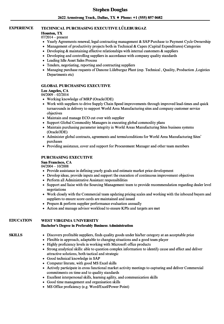 how to prepare resume sample