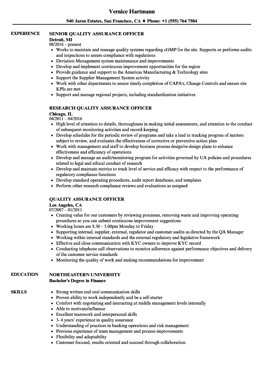 loan officer resume examples