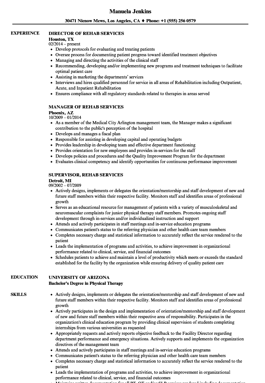 resume and cv services