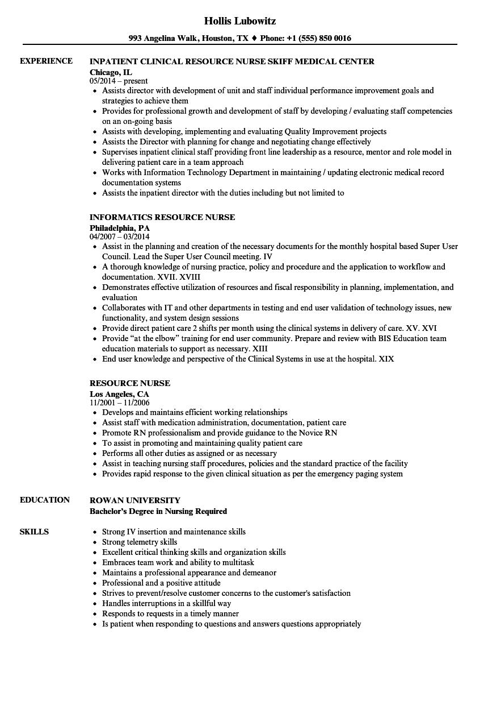 utilization management rn sample resume