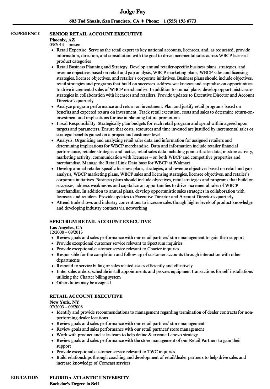 sample resume for corporate communication executive