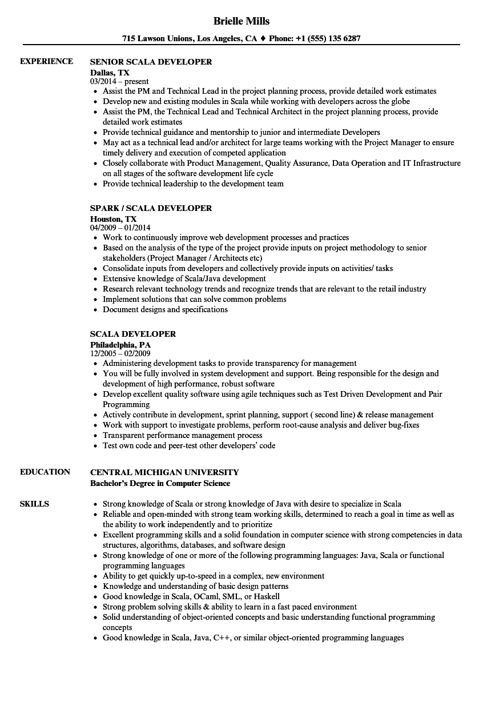 elearning resume sample