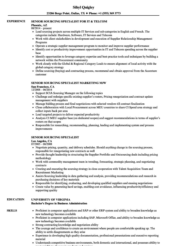 international logistics specialist resume sample