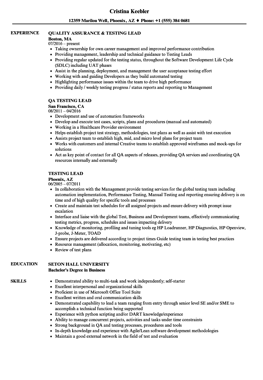 server job roles resume sample