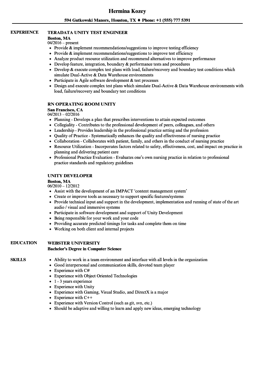 on application resume in unity