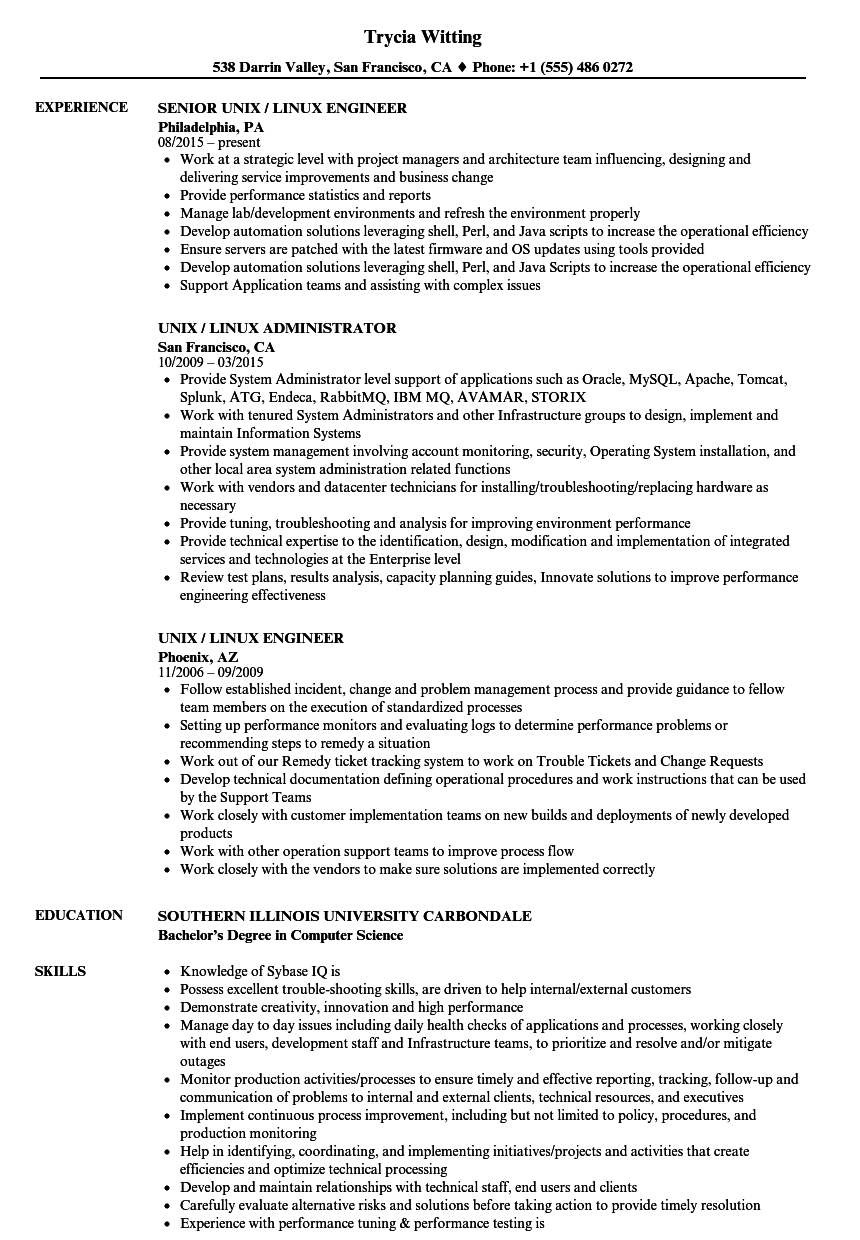 linux shell resume job