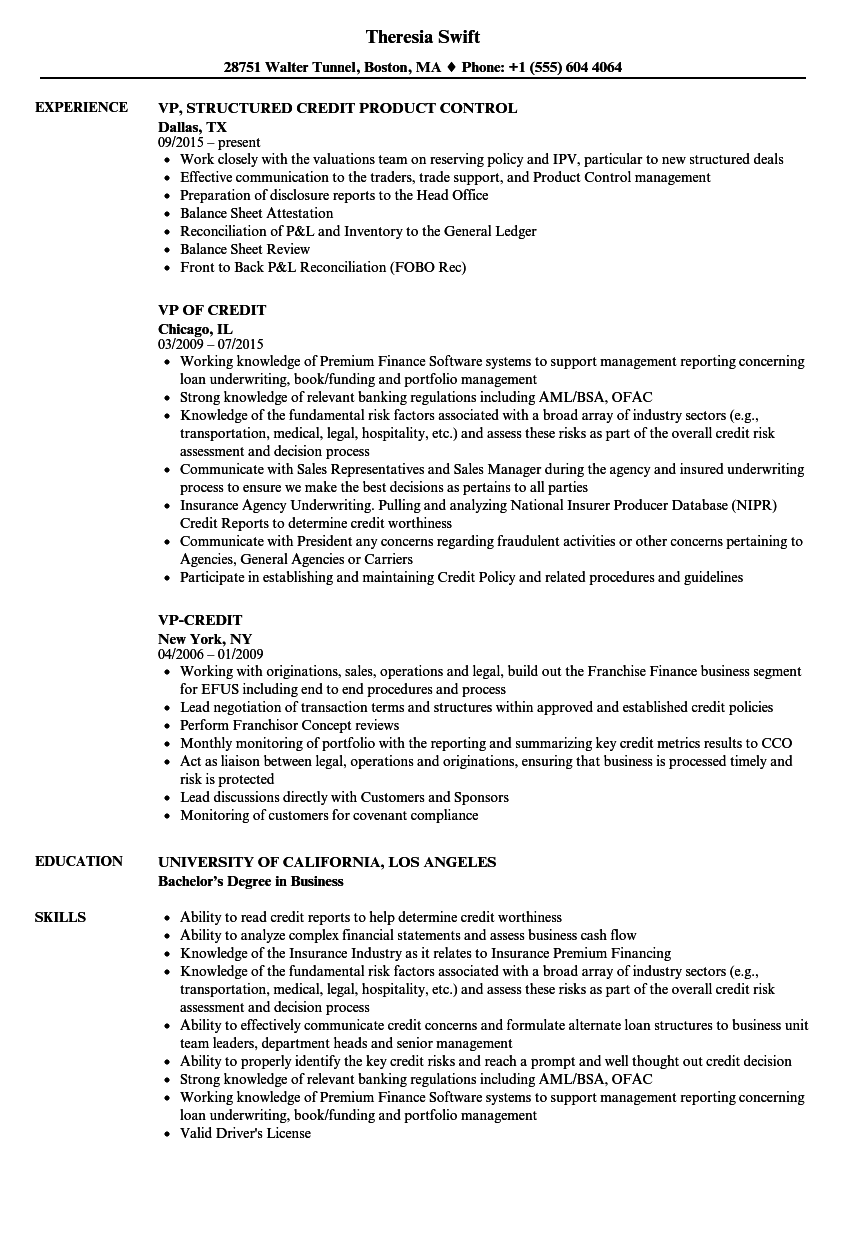 deal sheet resume sample