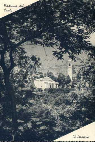 Le sanctuaire du Covolo