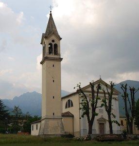 L'église de Fietta
