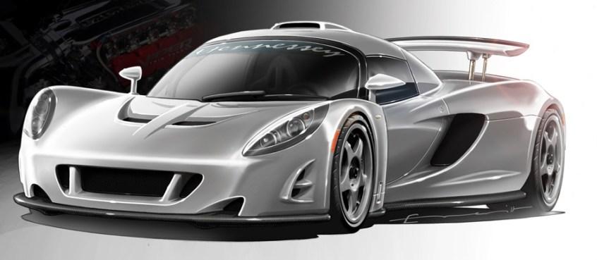 Venom GT Front Rendering