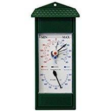 barómetro termómetro