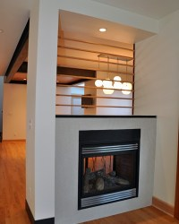Fireplace Remodels - Ventana Construction Seattle, Washington