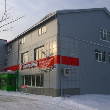 Магазин «Пятёрочка» д.Вельяминово, Истринский район.