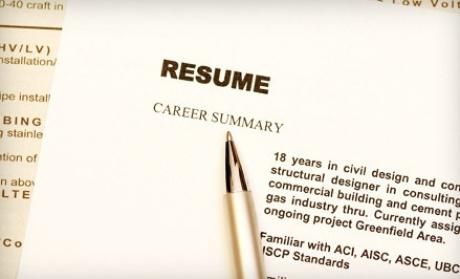 Resume Service VentureReady LLC