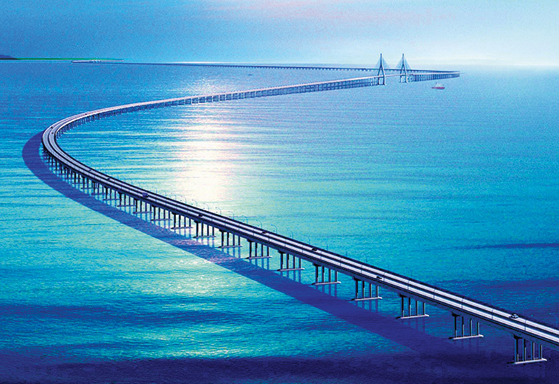 Travel Agency Wallpaper Hd Kuwait S Sheikh Jaber Causeway On Track To Open In 2018