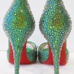 The holy grail: personalized couture shoes!