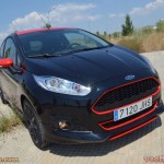 Ford Fiesta Red&Black 1.0T EcoBoost