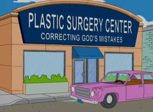 God Related Quotes Wallpaper 100 Funny Signs From Around Springfield On The Simpsons
