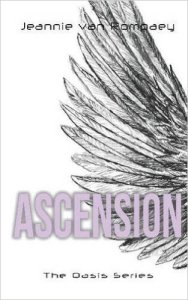 Ascension by Jeannie van Rompaey: Current, Thought-Provoking Concepts In A Futuristic World