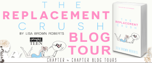 The Replacement Crush by Lisa Brown Roberts: Blog Tour + Giveaway + Book Review: Star Trek, Nerd Hot, and One Of Us In A Book. What more could you ask for?