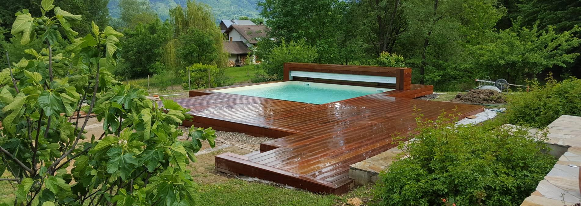 vercors piscine piscine mini piscine et terrasse en bois. Black Bedroom Furniture Sets. Home Design Ideas