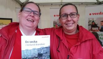 Verdandi Brandkärr lanserar ny bok på Nyköpings Forum