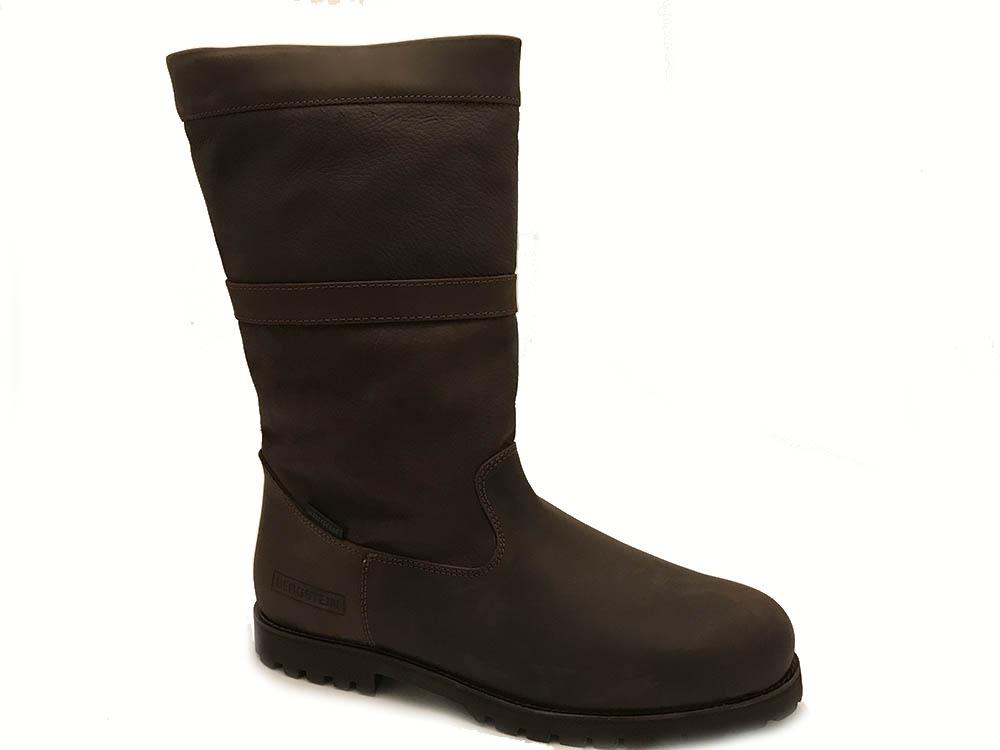 Bruine Bergstein Laarzen Windsor Verest Schoenen