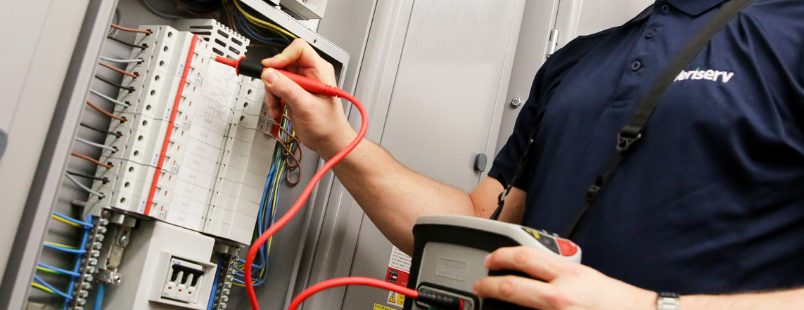 Fixed wire inspection  testing - Veriserv