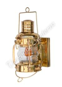 Electric Lantern - Ships Lanterns Brass Anchor Lamp - 12 ...