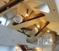 Decorative Timber Framing