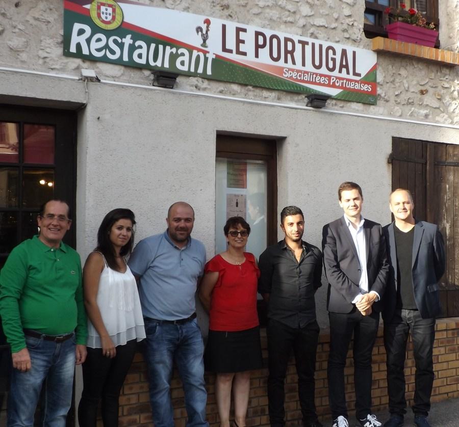 Le Portugal Restaurant Vernon