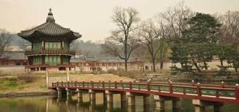 El Palacio Gyeongbokgung y su espectacular cambio de guardia