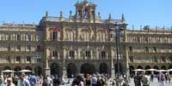 Salamanca, Plazas y Patios
