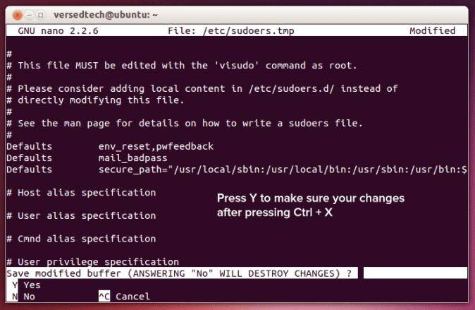 Show Asterisks When Typing Password in Ubuntu Terminal
