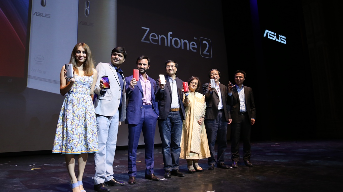 Asus Zenfone 2 Launched In India Starting At INR 12999