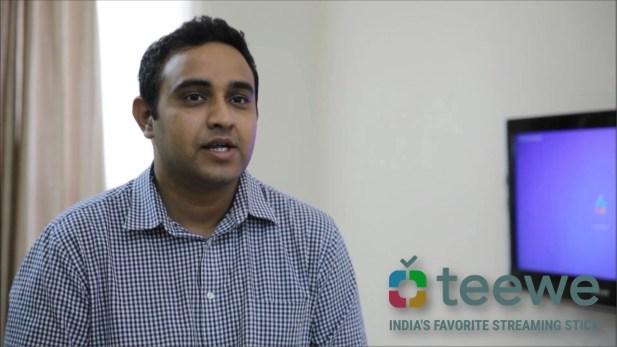 Sai Srinivas, CEO