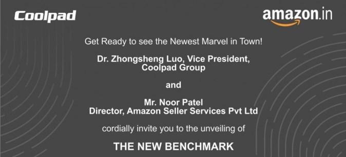 Coolpad Invite