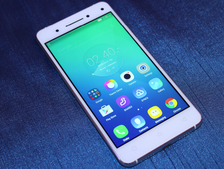 Lenovo unveiled VIBE S1 Smartphone with Dual Front Camera ...