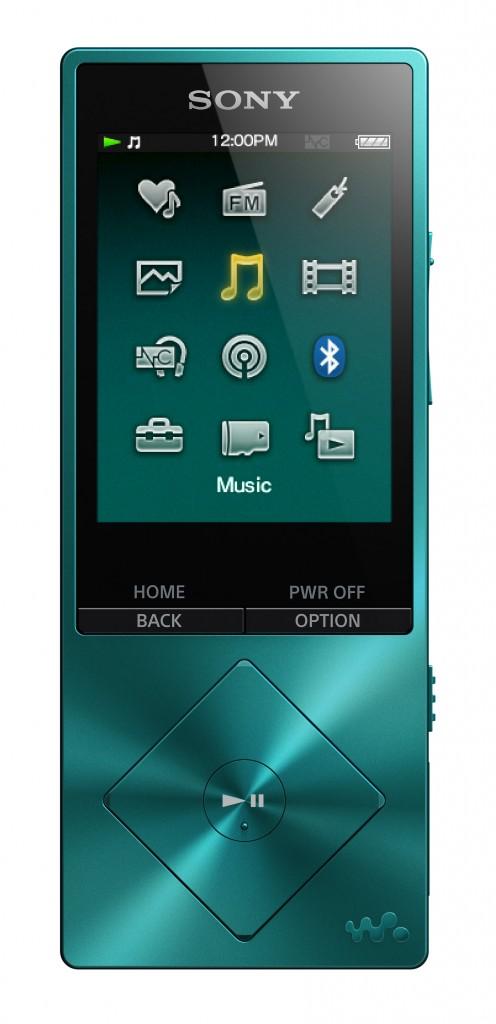 Walkman_NW A25_Blue