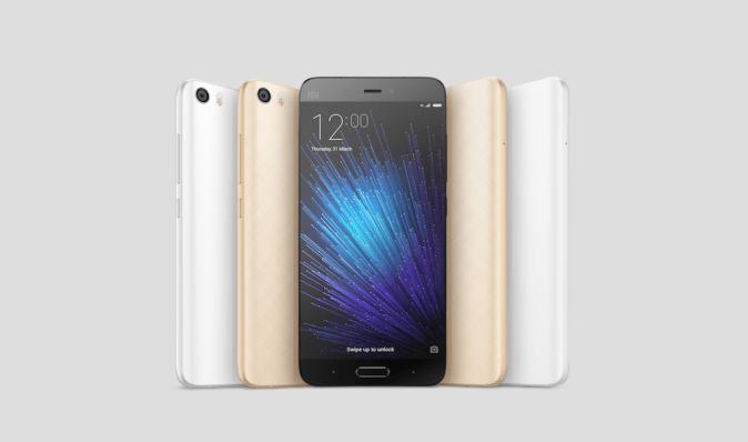 Xiaomi Mi5 Launched