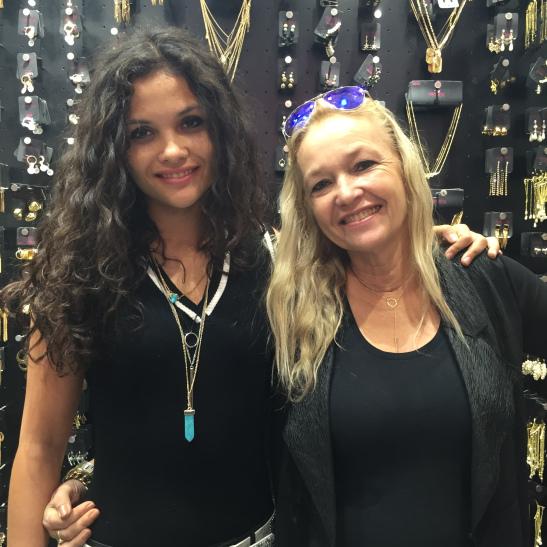 Ayesha and Jacqueline Kapur