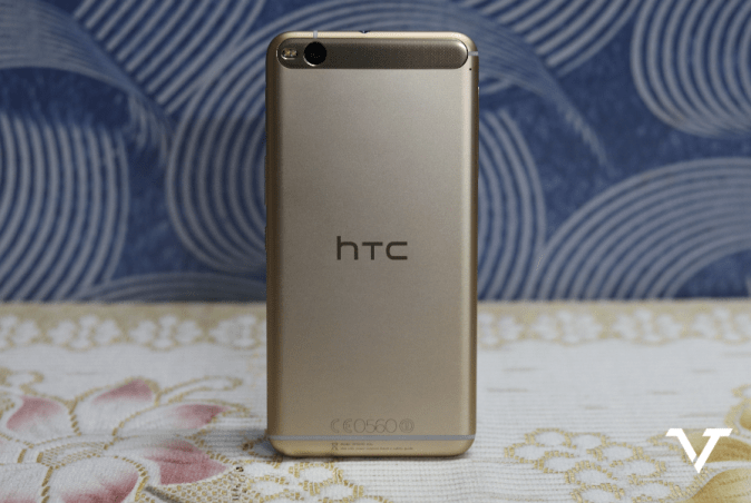 HTC One X9 Back