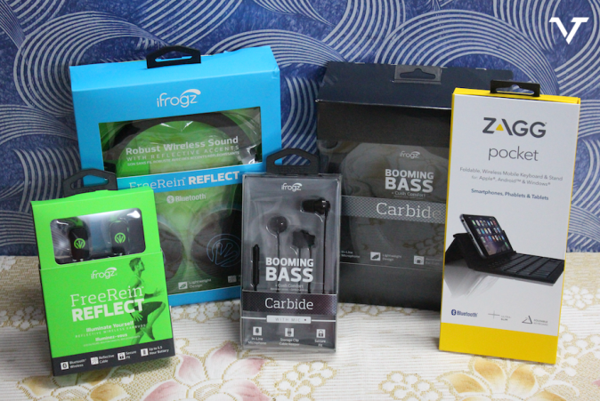 5 ZAGG Accessories Giveaway Twitter Instagram Contest
