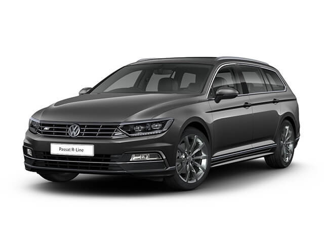 New Volkswagen Passat 20 Tdi R Line 5dr Panoramic Roof