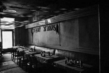 A Restaurant around Connaught Place New Delhi 1977