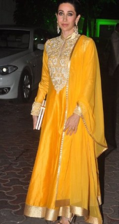In Rohit Bal, 2015