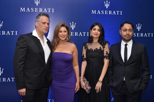 Mustafa and Rukhsana Eisa, Khushboo and Sukhbir Bagga
