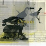 Artwork by Samson Young at Experimenter, Kolkata